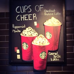 Photo taken at Starbucks by Carmen on 11/5/2014