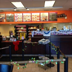Photo taken at Dunkin' Donuts by Elizabeth on 11/29/2012
