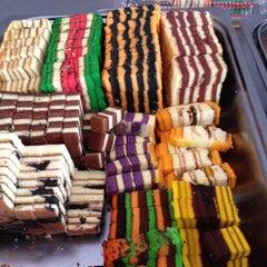 Photo taken at Mira Cake House by Muyi on 12/4/2012
