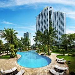 Photo taken at Shangri-La Hotel, Jakarta by Shangri-La Hotel, Jakarta on 7/25/2014