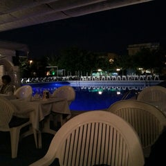 Photo taken at Casanovas Beach Club by Toni S. on 7/1/2013