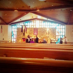 Photo taken at St. Joseph Catholic Church by Cristy Shane M. on 3/17/2013
