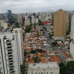 Photo taken at Mercure São Paulo Vila Olímpia by María Jose R. on 12/9/2012