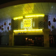 Photo taken at Duty Free Philippines by Hannah P. on 11/25/2012