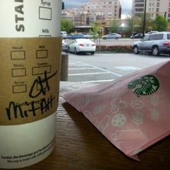 Photo taken at Starbucks by Maite M. on 4/5/2013