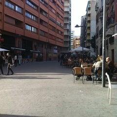 Photo taken at Plaza San Cristóbal by David on 2/15/2014