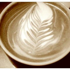 Photo taken at Dilworth Coffee House - The Original by Katie K. on 10/15/2012