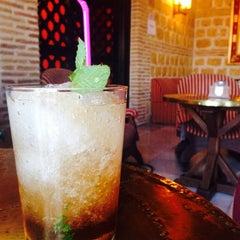 Photo taken at Hotel Parador de Carmona by nelly on 8/26/2014