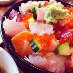 Photo taken at 鰓呼吸 麻布十番店 by maceu on 10/2/2012