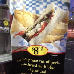 Photo taken at Piaggio Gourmet on Wheels by Michelle R. on 3/14/2014