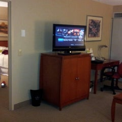 Photo taken at Four Points by Sheraton Charlotte by Ahmad on 11/4/2012
