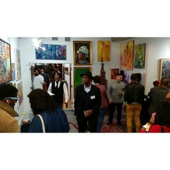 Photo taken at Gallery Guichard by Gregory C. on 10/11/2014