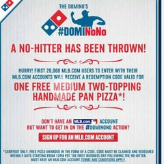Photo taken at Domino's Pizza by Gregory C. on 9/2/2014