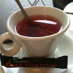 Photo taken at Café Tortoni by Ana on 3/4/2013