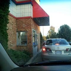 Photo taken at KFC by Aleta C. on 10/19/2012