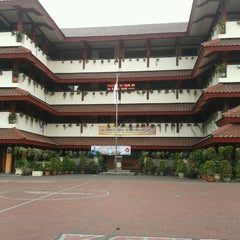 Photo taken at SMP Negeri 49 Jakarta by Riri on 5/25/2013