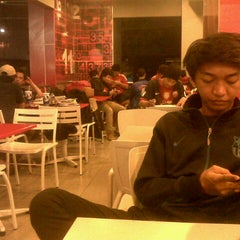 Photo taken at KFC by Erik S. on 10/1/2013