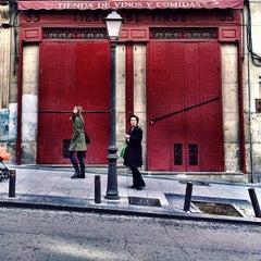 Photo taken at Tienda de Vinos (El Comunista) by Otto M. on 1/27/2014