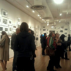 Photo taken at Museum of Contemporary Photography by Julita S. on 10/11/2012