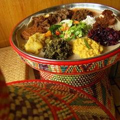 Photo taken at Demera Ethiopian Restaurant by Demera Ethiopian Restaurant on 7/9/2013