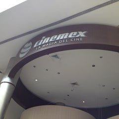 Photo taken at Cinemex by Aldo on 1/12/2013