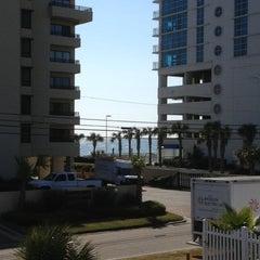 Photo taken at SeaSide Resort by Anna K. on 11/5/2012