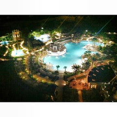 Photo taken at Marriott World Center Pool by Valerie V. on 7/11/2013