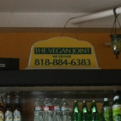 Photo taken at The Vegan Joint by Giovanni on 4/3/2013