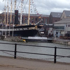 Photo taken at SS Great Britain by Rachael on 6/22/2013