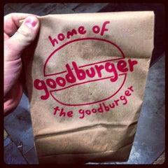 Photo taken at goodburger by Kameron K. on 12/17/2012