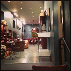 Photo taken at Highland Coffees by Kameron K. on 12/21/2012