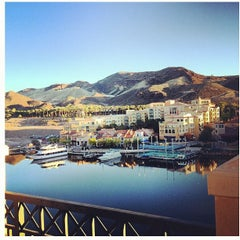 Photo taken at Hilton Lake Las Vegas Resort by KP on 12/3/2012