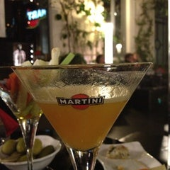 Photo taken at Dolce&Gabbana Martini Bar by Kuznetsov V. on 1/11/2013