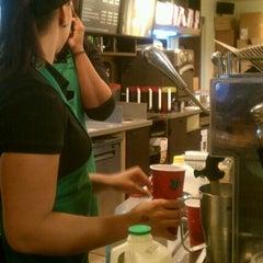 Photo taken at Starbucks by LaDii M. on 11/8/2012