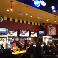 Photo taken at Buffalo Wild Wings by Edwin on 1/6/2013