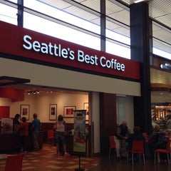 Photo taken at Seattle's Best Coffee - SeaTac Airport Main Terminal by chiaki0924 on 6/11/2013