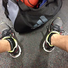 Photo taken at 24 Hour Fitness by Kenny on 4/14/2014