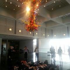 Photo taken at Wichita Art Museum by Gina E on 1/11/2013