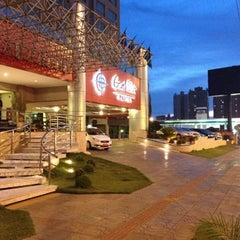 Photo taken at Grand Park Hotel by Rodrigo P. on 11/5/2012