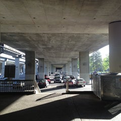Photo taken at Rockridge BART Station by David H. on 6/3/2013