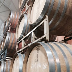 Photo taken at Mayo Family Winery by Soyoung P. on 10/11/2014