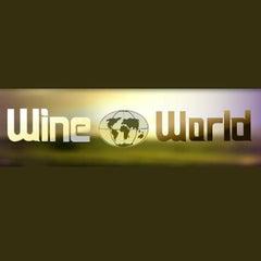 Photo taken at Wine World by Wine World on 10/14/2015