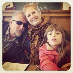 Photo taken at Backburner cafe by Sara G. on 1/2/2013