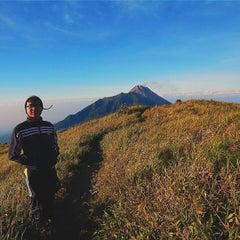 Photo taken at Taman Nasional Gunung Merbabu by iyan adit on 8/12/2014