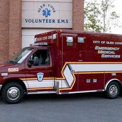 Photo taken at Glen Cove EMS Headquarters by Glen Cove EMS Headquarters on 9/16/2013