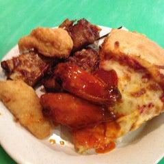 Photo taken at Sakura Seafood Buffet by Jarvis on 10/17/2012
