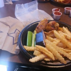 Photo taken at Zaxby's by Tiffany W. on 10/21/2012