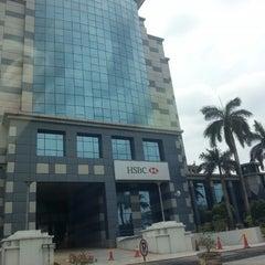 Photo taken at HSBC Bank by Anba T. on 2/17/2013