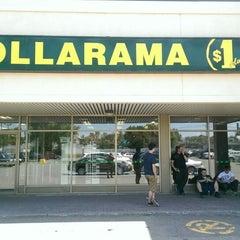 Photo taken at Dollarama Shawinigan by Mario A. on 6/26/2014