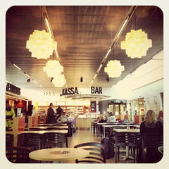 Photo taken at Umeå Airport (UME) by Fredrik S. on 10/21/2012